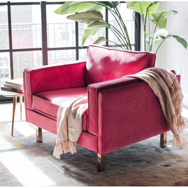 Claybrooks Armchair by Everly Quinn