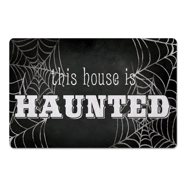 Sitwell Haunted House Kitchen Mat