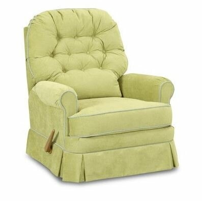 Claire Reclining Swivel Glider by Nursery Classics
