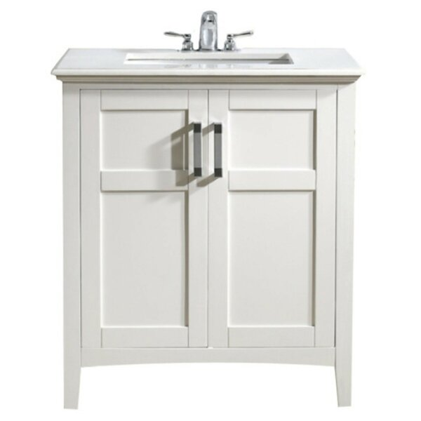 Winston 31 Single Bathroom Vanity Set by Simpli Home