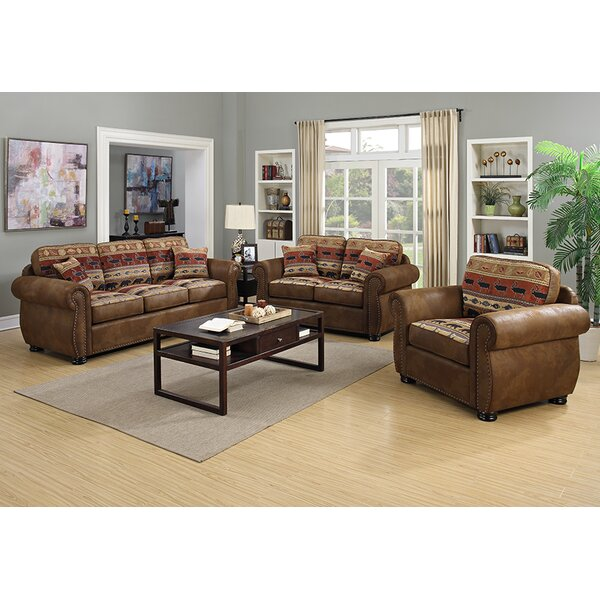 Lecuyer Configurable Living Room Set by Millwood Pines