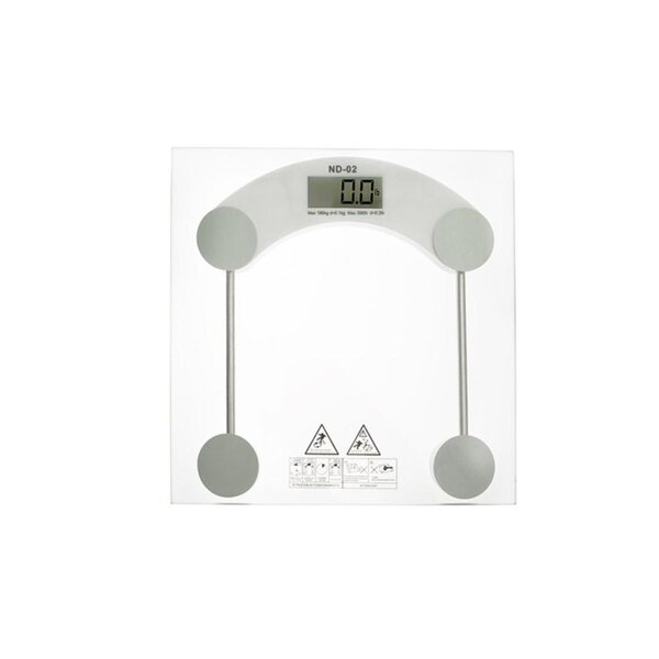 Digital Bathroom Scale by Sivan Health and Fitness