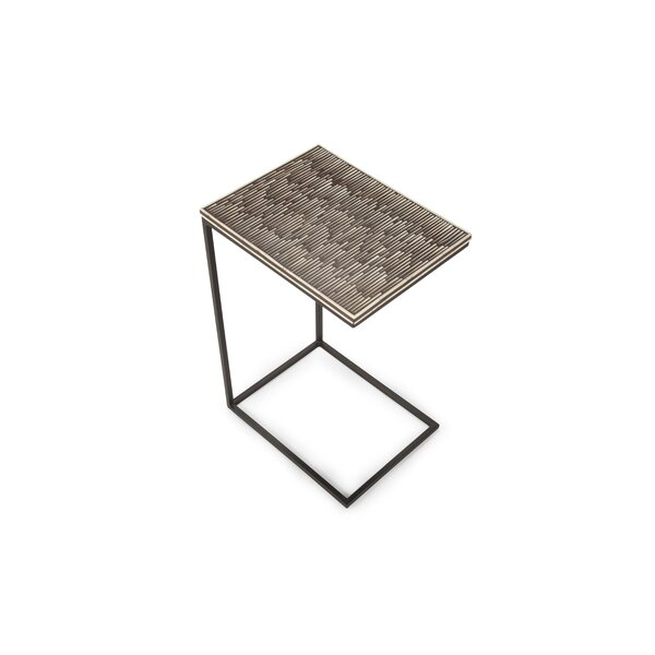 Melani End Table By Bloomsbury Market