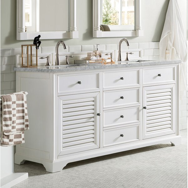 Osmond 60 Double Bathroom Vanity Set by Greyleigh