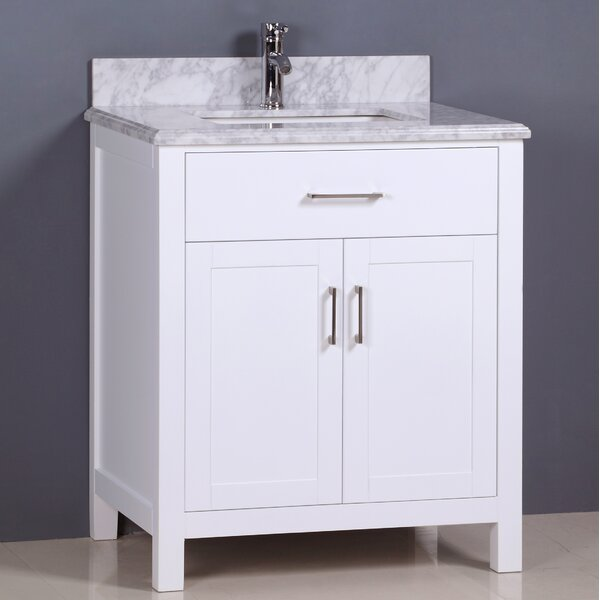 Flannery 31 Single Bathroom Vanity Set by Ebern Designs