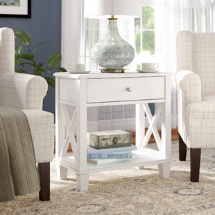 Wonderful Flintridge End Table Beachcrest Home
