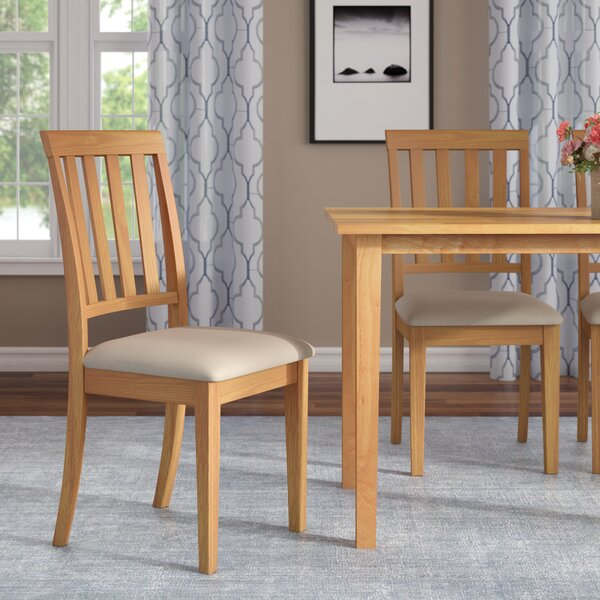 St Philips Marsh Soft Padded Dining Side Chair (Set of 2) by Red Barrel Studio