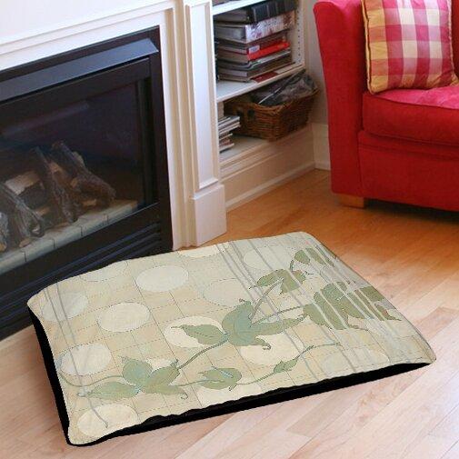 Summer Vine 2 Indoor/Outdoor Pet Bed by Manual Woodworkers & Weavers