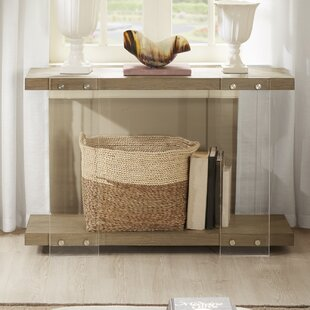 Crume Console Table by Orren Ellis