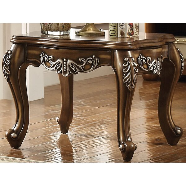 Mccloud End Table by Astoria Grand