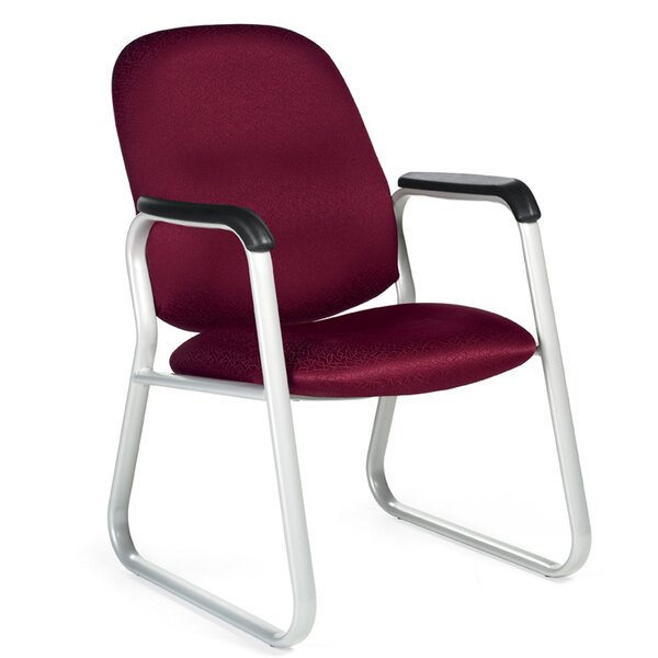 Max Guest Chair by Global Total Office