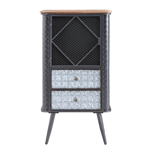 Manriquez 1 Door Accent Cabinet By Williston Forge