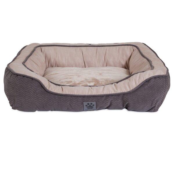 Candace Modern Daydreamer Bolster Dog Bed by Tucker Murphy Pet