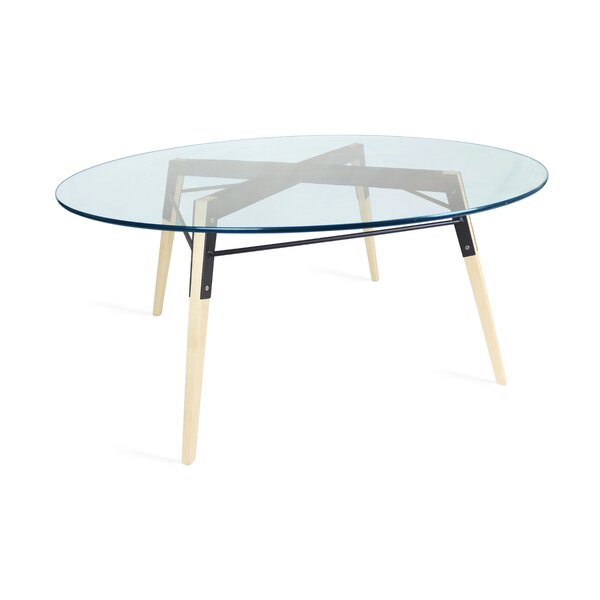 Tronk Design Glass Top Coffee Tables