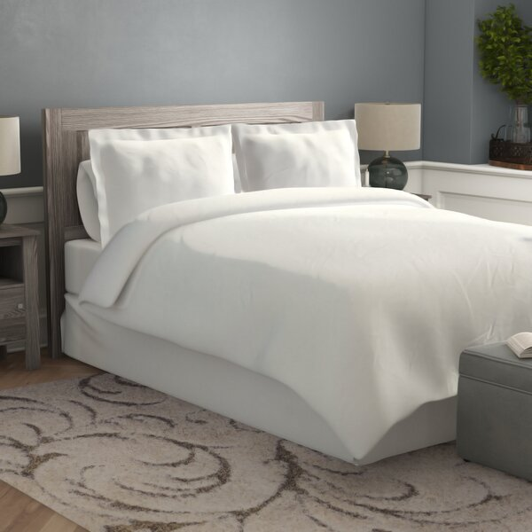 Pelham 3 Piece Luxury Duvet Cover Set by Charlton