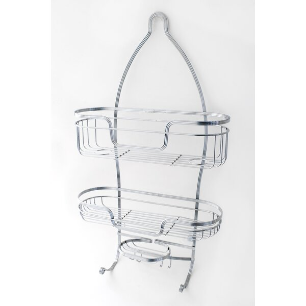 Wren Shower Caddy by Rebrilliant