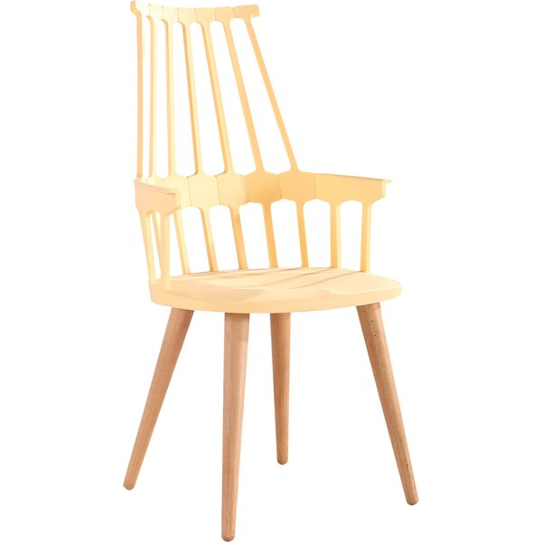 Wilma Armchair by ChargeIt! by Jay