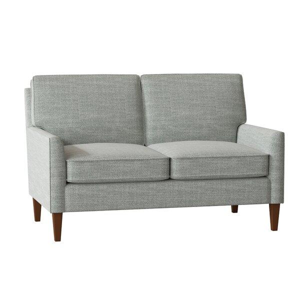 Brilliant Reviews Chloe Loveseat By Birch Lane Heritage Wonderful Cjindustries Chair Design For Home Cjindustriesco
