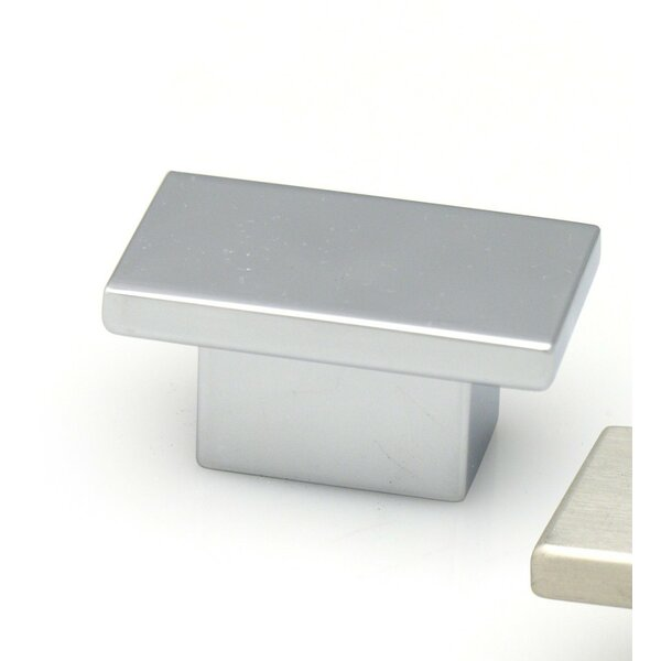 Contemporary Rectangle Knob by Topex Design