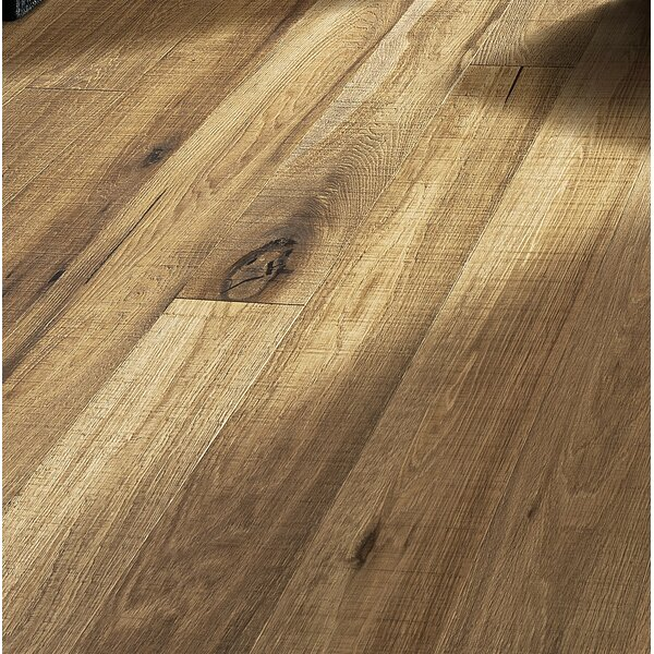 Spirit 5 Engineered Oak Hardwood Flooring in Safari by Kahrs