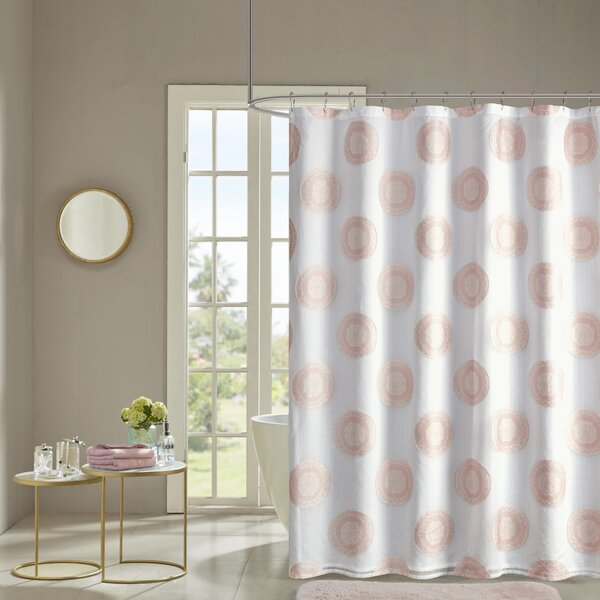 Liesse Shower Curtain by One Allium Way