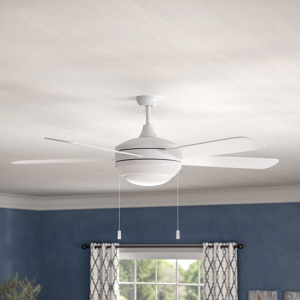52 Frank 5 Blade LED Ceiling Fan by Red Barrel Studio