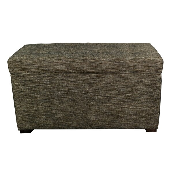 Kwon Upholstered Storage Bench by Red Barrel Studio