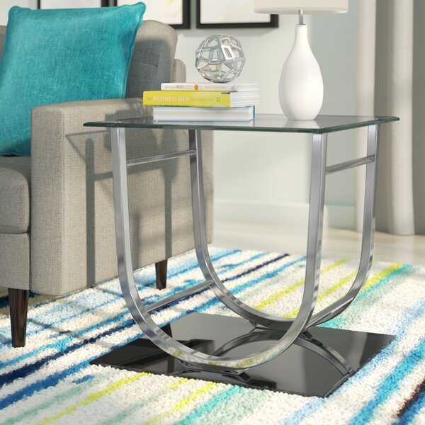 Cinderford End Table By Wade Logan