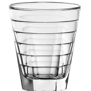 Baguette 11 oz. Glass Cocktail Glasses (Set of 6) by EGO