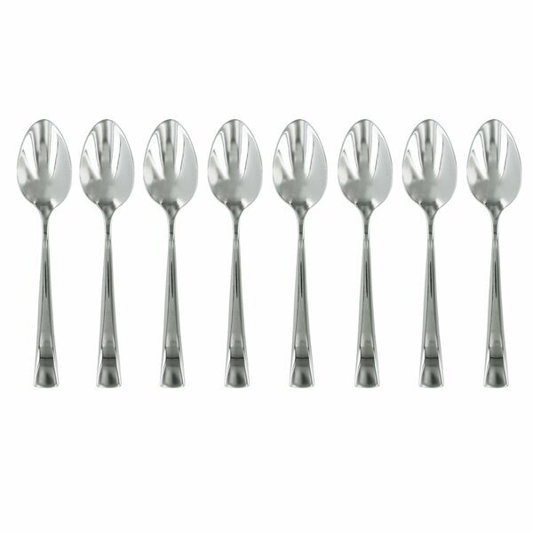 Bellasera 8-pc 18/10 Stainless Steel Espresso Spoon Set (Set of 8) by Zwilling JA Henckels