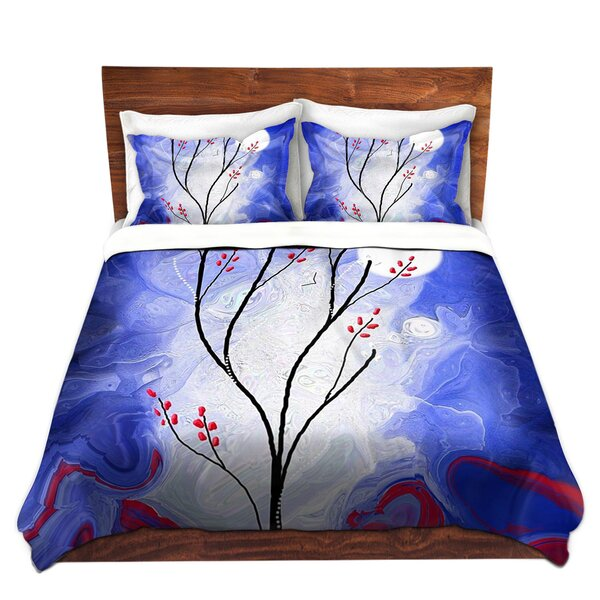 Mariotti Tara Viswanathan Touch the Moon Microfiber Duvet Covers