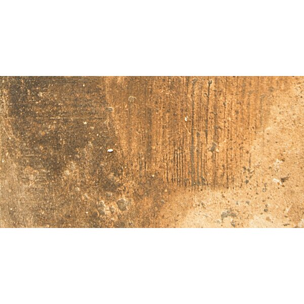Newberry 4 x 8 Porcelain Field Tile in Cotto by Emser Tile