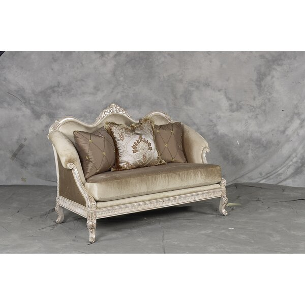 Perla Loveseat By Benetti's Italia Read Reviews