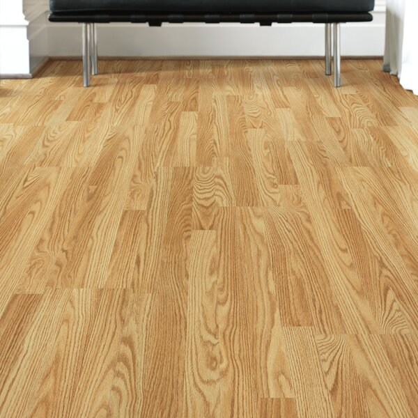 Simple Elegance 8 x 51 x 6mm Oak Laminate Flooring in Autumn Blend by Shaw Floors