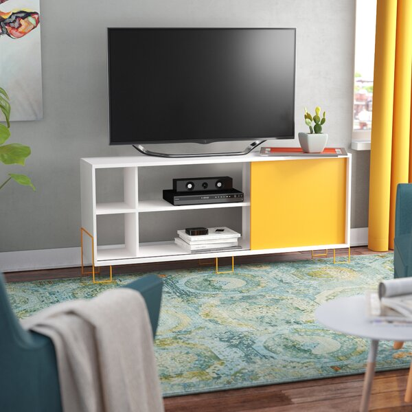 Erica TV Stand for TVs up to 50 by Zipcode Design
