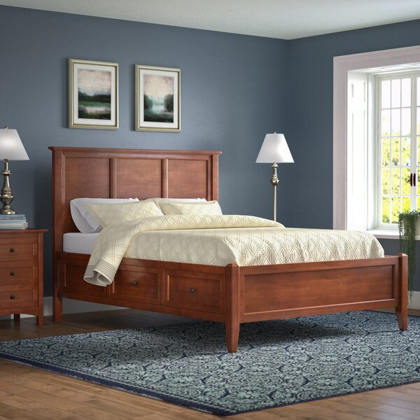 Calila Storage Platform Bed by Rosalind Wheeler