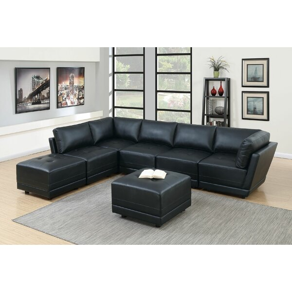 Review Williford Reversible Modular Sectional With Ottoman