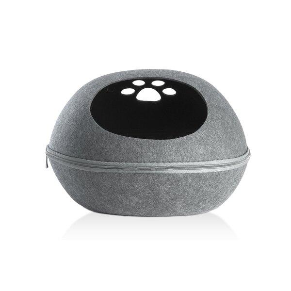 Gira Paw Oval Felt Dome by Tucker Murphy Pet