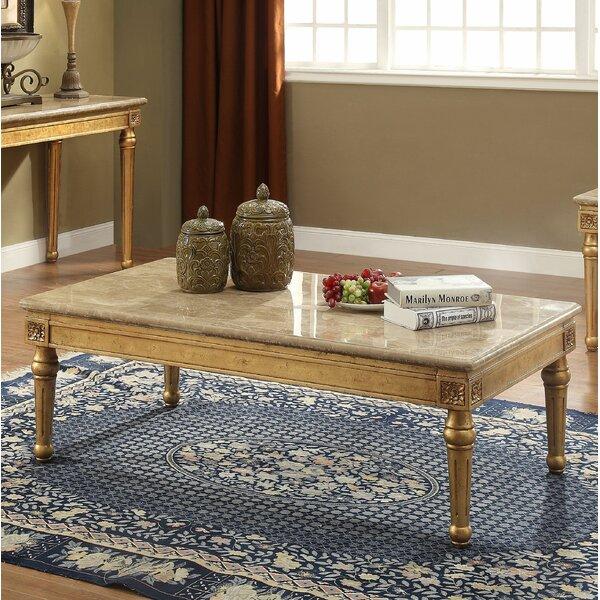 Robertson Coffee Table by Fleur De Lis Living