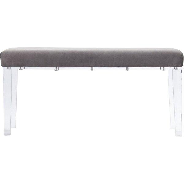 Emma Upholstered Bench by Zentique Zentique