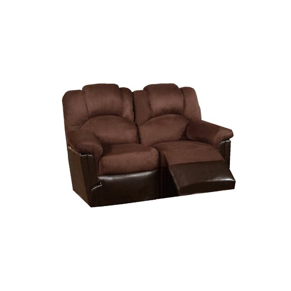 Cool Collection Pankratz Reclining Loveseat by Winston Porter by Winston Porter