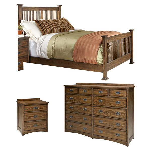 Boehme Configurable Bedroom Set by Foundry Select