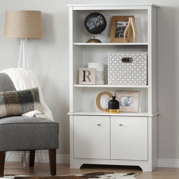 Vito Standard Bookcase by South Shore