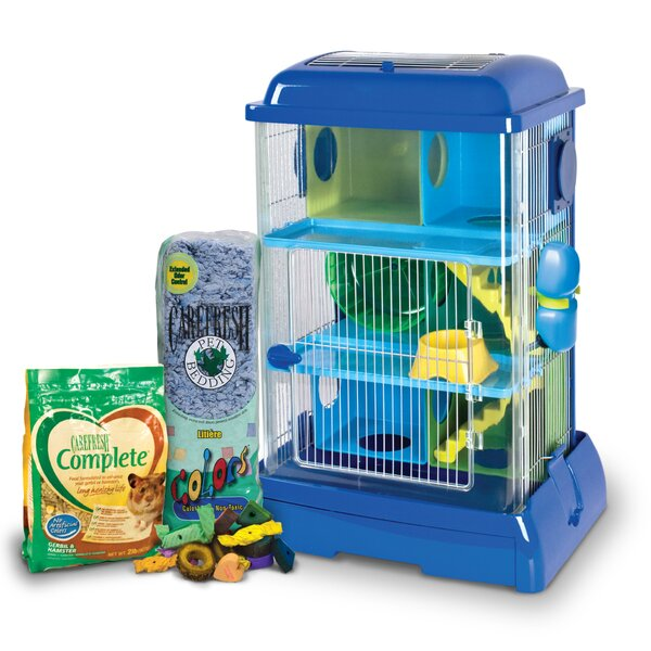 Carefresh Avatower Small Animal Cage Kit by Ware Manufacturing