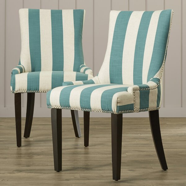 Gowanus Dining Chair (Set of 2) by Beachcrest Home