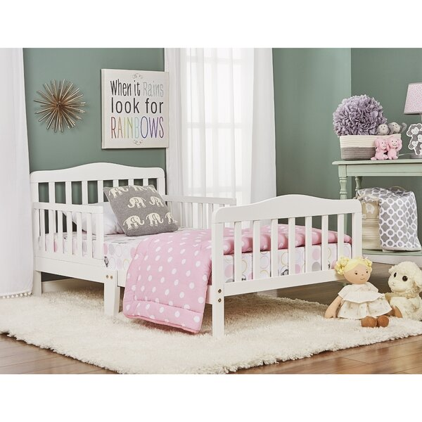 Rucker Toddler Bed By Viv + Rae by Viv + Rae Cheap