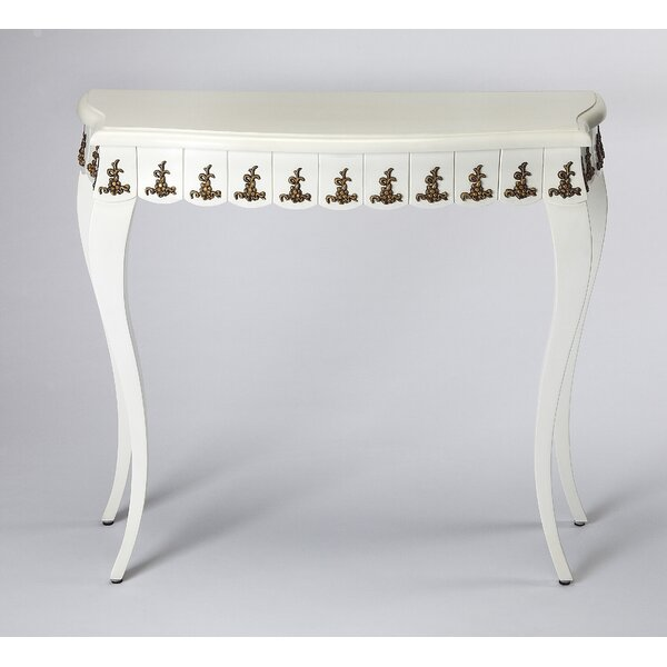 Pine Lake Console Table By Astoria Grand