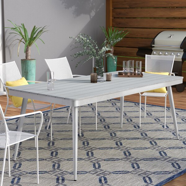 Julius Contemporary Dining Table by Langley Street