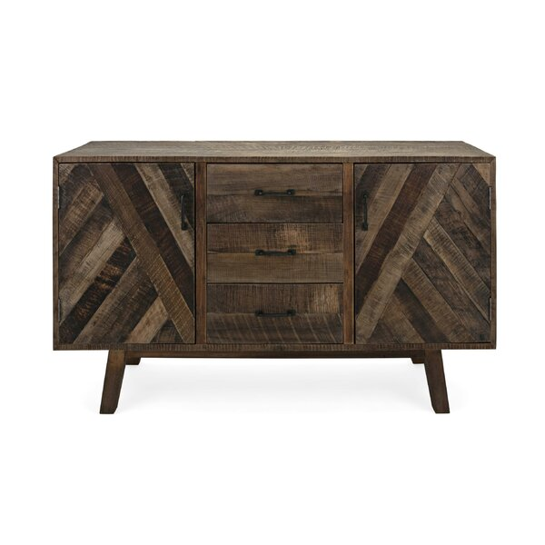 Vasili Wooden Sideboard by Union Rustic