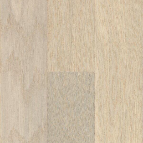 City Escape 5 Engineered Oak Hardwood Flooring in Aspen White by Mohawk Flooring